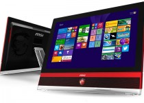 MSI shows off all-in-one PC's and more at Computex