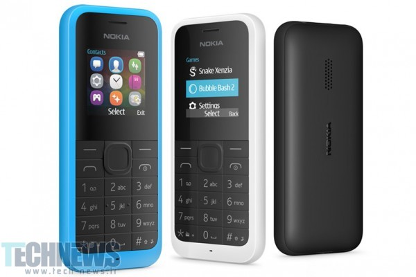 Nokia 105 and 105 Dual SIM aim at first time phone users 2