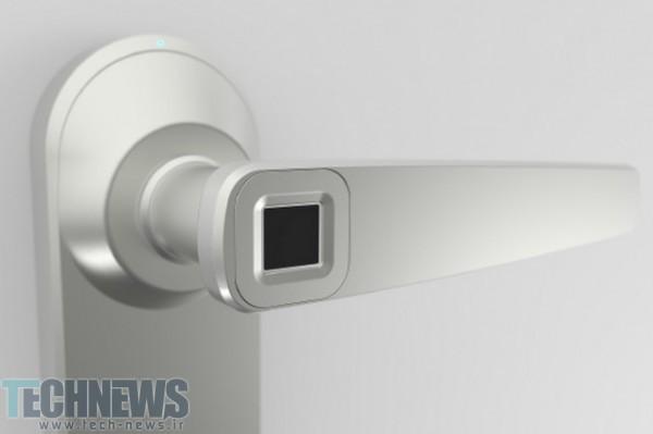 Ola - Fingerprint-scanning smart lock