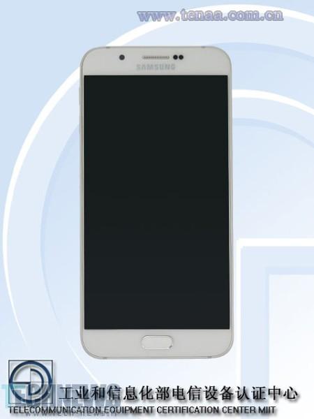 Samsung Galaxy A8 passes TENAA certification