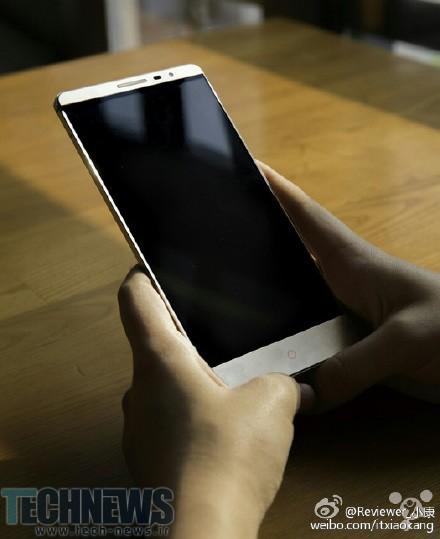 تصاویری از گوشی جدید کمپانی ZTE به نام Nubia X8 به بیرون منتشر شد