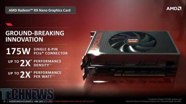 AMD Confirms Radeon R9 Nano Launching In August 2