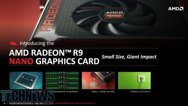 AMD Confirms Radeon R9 Nano Launching In August