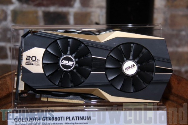ASUS Showcases Three Premium GTX 980 Ti Offerings 4