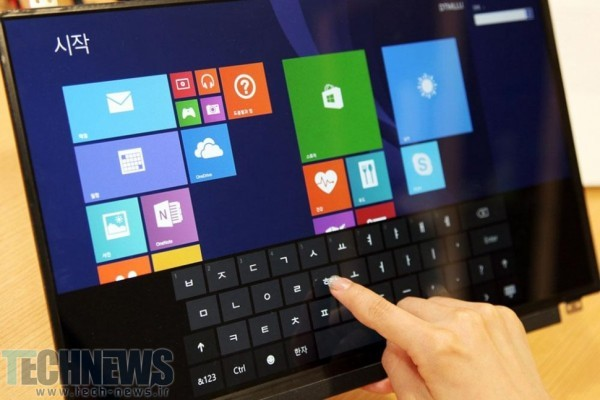GET READY FOR EVEN SLIMMER LAPTOPS WITH LG'S LATEST TOUCHSCREEN DISPLAYS