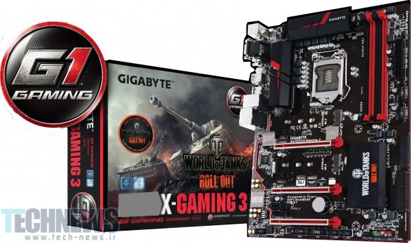 GIGABYTE's Next Gaming 3 Motherboard Pictured
