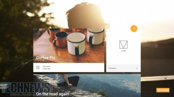 Google wants websites to look like Android with Material Design Lite