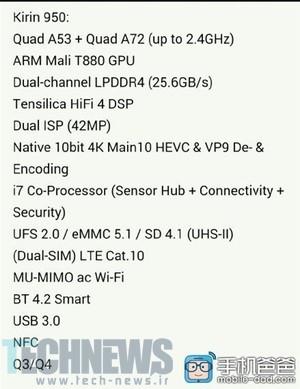 Huawei-HiSilicon-Kirin-950-leaked-specs-1