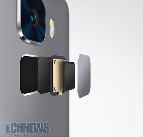 Huawei Honor 7 brings multi-functional fingerprint scanner 2
