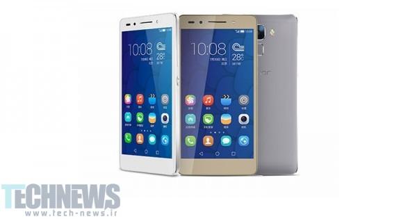 Huawei Honor 7 brings multi-functional fingerprint scanner