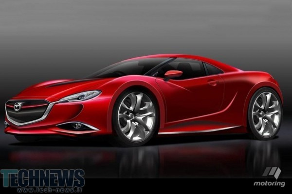 IS MAZDA SECRETLY PREPARING A MAZDA6-BASED COUPE POWERED BY A ROTARY ENGINE