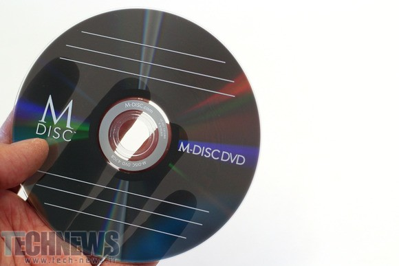 M-Disc optical media reviewed- Your data, good for a thousand years