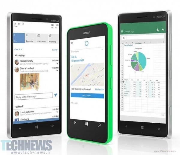 Microsoft announces which Lumias will get Windows 10 first