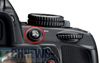 Nikon-D3100-AE-L-AF-L