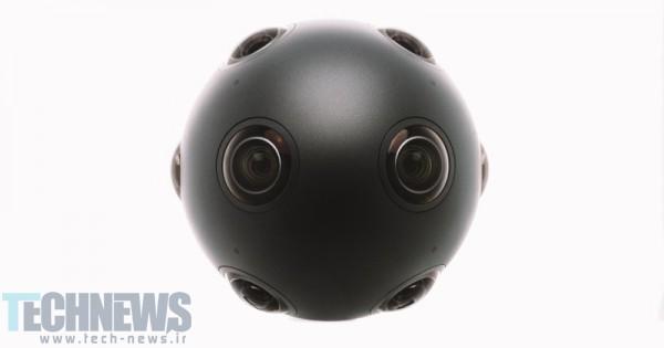 Photo of دوربین واقعیت مجازی نوکیا با نام OZO و با شکلی کروی معرفی شد