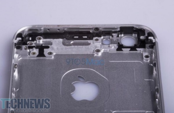 SAY HELLO TO THE IPHONE 6S, LEAKED IMAGES OF METAL FRAME REVEAL NO CHANGES 4