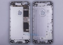 SAY HELLO TO THE IPHONE 6S, LEAKED IMAGES OF METAL FRAME REVEAL NO CHANGES 5