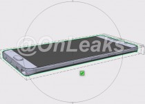 Samsung Galaxy Note 5 render stars in a leaked video