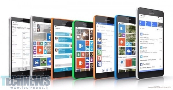 The latest Microsoft Lumia promo focuses on the business credentials of the brand