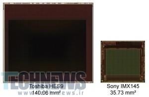 Toshiba-HES9-large-image-sensor