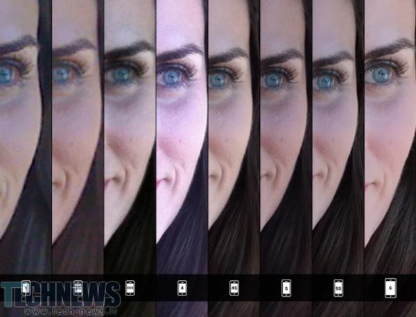 Photo of تکامل آیفون، مقایسهی تصاویر گرفته شده با دوربین آیفون از نسل اول تا آیفون 6