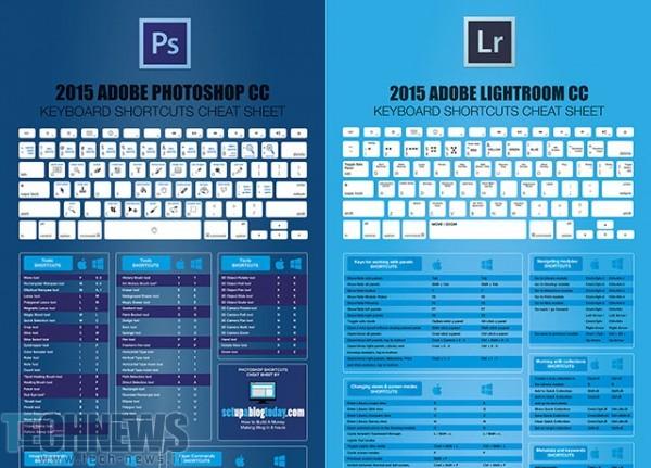 Photo of معرفی تمامی کلیدهای میانبر اپلیکیشنهای Photoshop و Lightroom