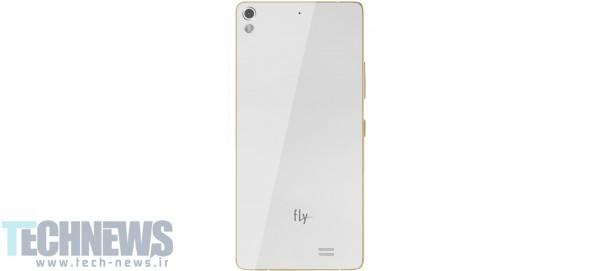 بررسی گوشی شرکت FLY نازکترین گوشی دنیا که وارد ایران شده است
