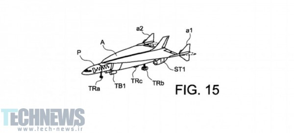 Airbus patents hypersonic jet that could fly four and a half times the speed of sound 2