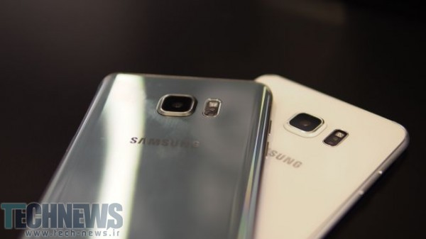 Galaxy Note 5 and Galaxy S6 Edge+ revealed - and they are both huge 3