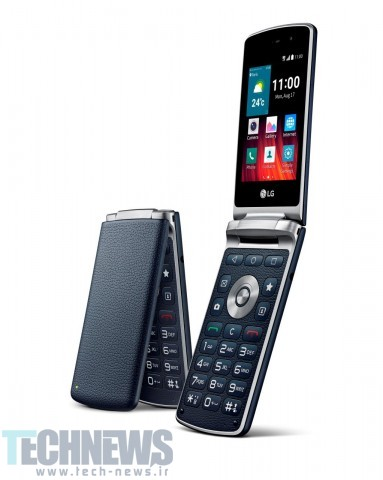 LG Wine Smart brings the flip back to the phone, globally 2