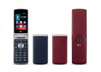 LG Wine Smart brings the flip back to the phone, globally