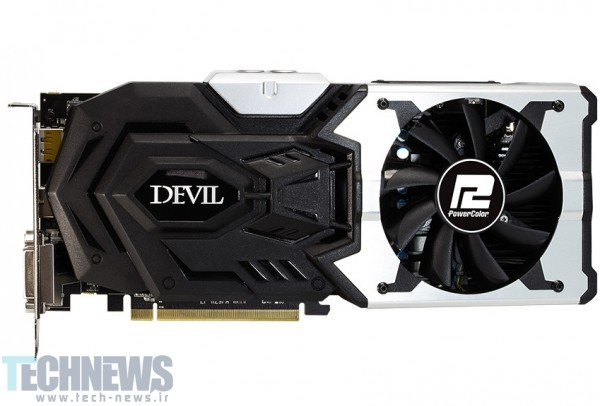 PowerColor Announces the DEVIL Radeon R9 390X Graphics Card 3