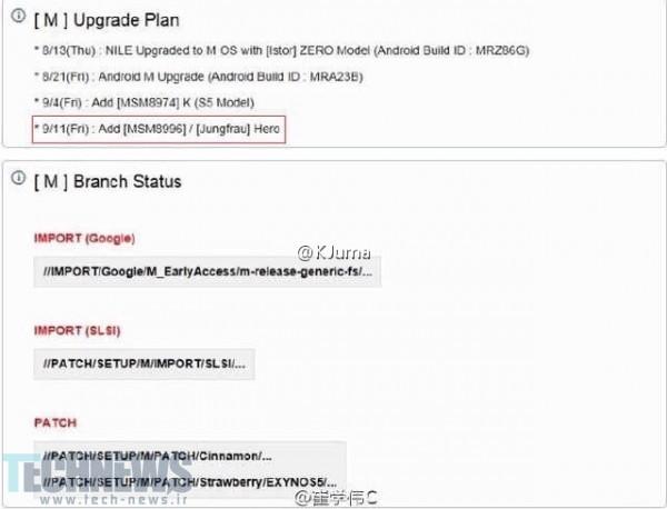 Samsung-Galaxy-S7-Jungfrau-Snapdragon-820-version-Android-M-update-schedule