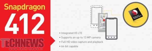Snapdragon 412 and 212 offer small upgrades over 410 and 210 2