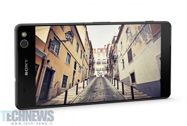 سونی از Xperia C5 Ultra رونمایی کرد: نمایشگری 6 اینچی به همراه دوربین جلوی 13 مگاپیکسلی