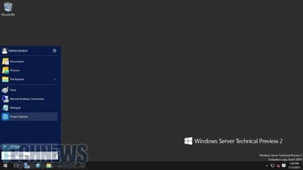 Windows Server 2016 Technical Preview 3 coming sometime this month