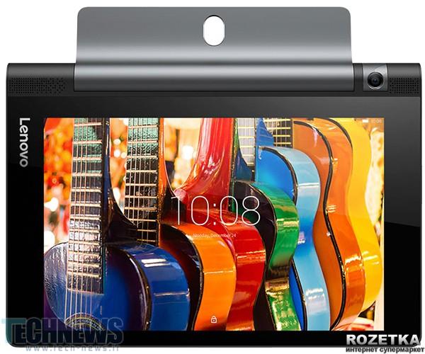 Photo of لنوو از تبلت جدید خود یوگا 3 به زودی رونمایی میکند