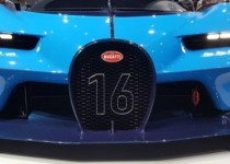 Bugatti Vision Gran Turismo Makes World Debut in Frankfurt, Signals Next Bugatti 10