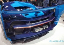 Bugatti Vision Gran Turismo Makes World Debut in Frankfurt, Signals Next Bugatti 9