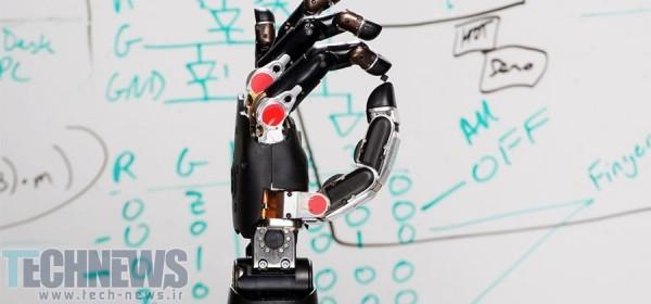 "Photo of امکان انتقال ""احساس"" با بازوی مکانیکی جدید دارپا تحت پروژه 9 سالهی ""انقلاب پروتز"""