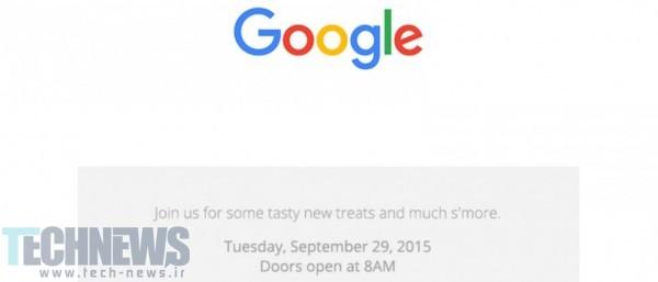 Photo of هفتم مهر، زمان رسمی معرفی نکسوسهای جدید گوگل