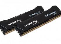 Kingston Announces HyperX Savage DDR4 Memory