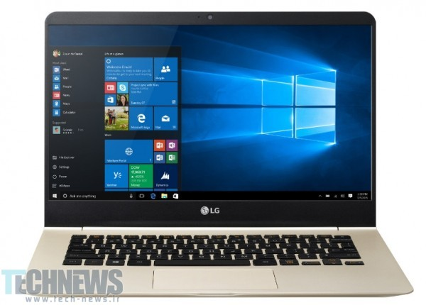 LG Electronics Makes Laptop Debut In U.S. With Windows 10 'Gram' Series