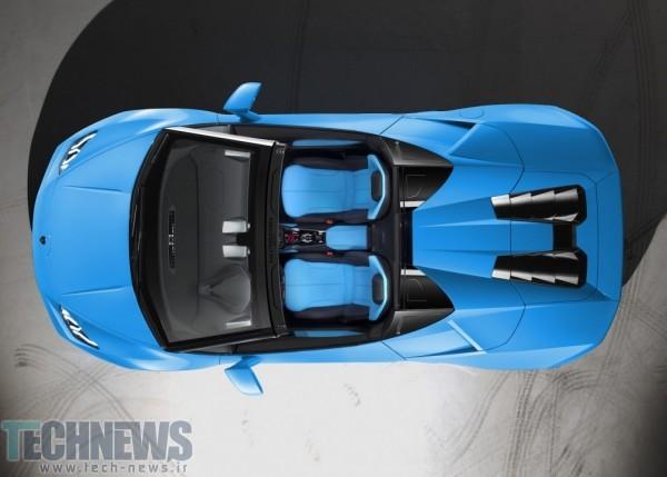 Lamborghini's Huracán LP 610-4 Spyder is 201mph of roofless glee 3