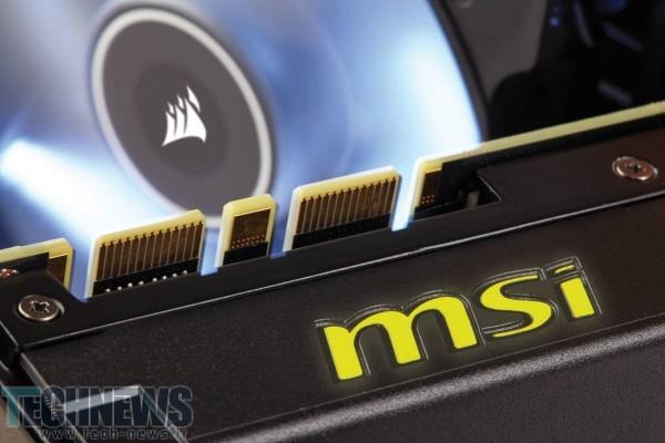 MSI and Corsair Announce GeForce GTX 980 Ti Sea Hawk Graphics Card 4