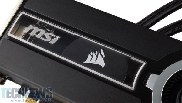 MSI and Corsair Announce GeForce GTX 980 Ti Sea Hawk Graphics Card 5