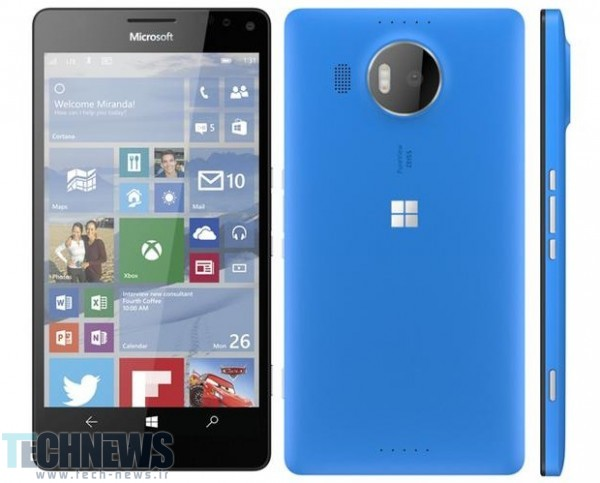 Microsoft Lumia 950 XL and Lumia 950 could be launched on October 10 - Cityman