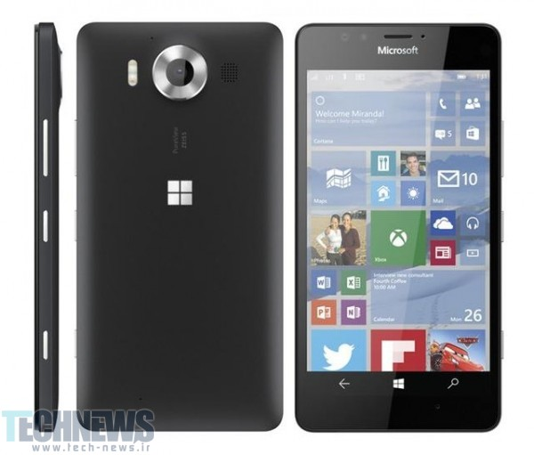 Microsoft Lumia 950 XL and Lumia 950 could be launched on October 10 - Talkman (2)