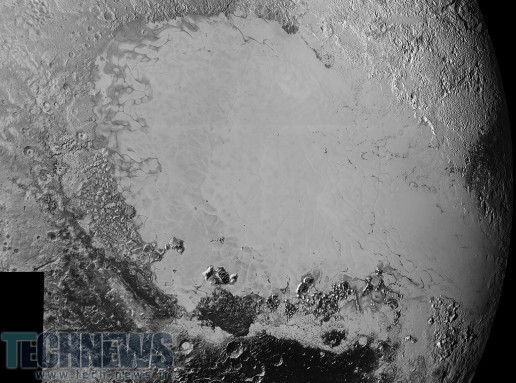 NASA's New Horizons sends home new photos of Pluto 3