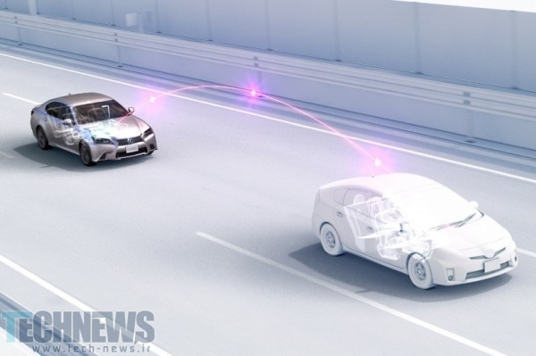 New York to begin testing the government's connected car technology in 10,000 vehicles